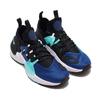 NIKE HUARACHE E.D.G.E. TXT HA INDIGO FORCE/AURORA GREEN-BLACK-WHITE BQ5205-400画像