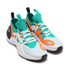 NIKE HUARACHE E.D.G.E. TXT QS WHITE/WHITE-CLEAR EMERALD-TOTAL ORANGE BQ5206-100画像