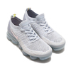 NIKE W AIR VAPORMAX FLYKNIT 2 PURE PLATINUM/ARCTIC PINK-WHITE 942843-011画像