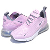 NIKE AIR MAX 270 SE(GS) lt arctic pink/cool grey-white AQ2654-600画像