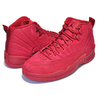 NIKE AIR JORDAN 12 RETRO gym red/black-gym red 130690-601画像