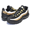 NIKE AIR MAX 95 OG black/black-metallic gold AT2865-002画像