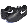 NIKE AIR MAX 90/1 black/white-black AJ7695-001画像