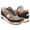 new balance M9915 FT BROWN MADE IN ENGLAND画像