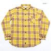 smart Spice フランネルワークシャツ SMS0106画像