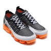 NIKE AIR VAPORMAX FLYKNIT 2 WHITE/WHITE-BLACK-TOTAL ORANGE 942842-106画像