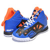 AND1 CHAOS royal/red org/blk/wht D2007BMOB画像