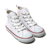 CONVERSE CHILD ALL STAR N HUGEPATCH Z HI WHITE 32713530画像