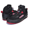 NIKE JORDAN SPIZIKE black/gym red-anthracite 315371-006画像