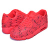NIKE AIR MAX 90 SE LTR(GS) bright crimson/bright crimson 859560-600画像