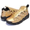 NIKE AIR MORE MONEY metallic gold/metallic gold AJ2998-700画像
