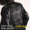 AVIREX NAVY SEALs SUKA JACKET 6192143画像