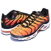 NIKE AIR MAX PLUS OG black/pimento-bright ceramic BQ4629-001画像