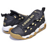 "NIKE AIR MORE MONEY ""Brooklyn"" oil grey/metallic gold AR5401-001画像"