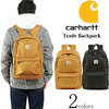 Carhartt TRADE BACKPACK 100301画像