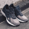 new balance M990FEG4 GRAY/BLACK画像