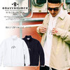 GRAVYSOURCE HALF ZIP SWEAT GS19-HSW07画像