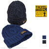 TROPHY CLOTHING FISHERMAN KNIT CAP TR18AW-706画像