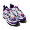 NIKE W AIR MAX 98 WHITE/RACER PINK-REFLECT SILVER-BLACK AH6799-110画像