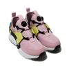 NIKE W AIR HUARACHE CITY LOW PLUM CHALK/BLACK-SUMMIT WHITE-CELERY AH6804-500画像