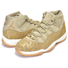 NIKE WMNS AIR JORDAN 11 RETRO neutral olive/mtlc stout-sail AR0715-200画像