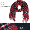 FRED PERRY F19879 Tartan Stole画像