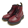 Dr.Martens 101 6EYE CHERRY RED 10064600画像