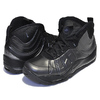 NIKE AIR BAKIN' POSITE black/anthrcite-black-black 618056-001画像