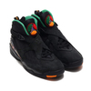 NIKE AIR JORDAN 8 RETRO BLACK/LIGHT CONCORD-ALOE VERDE 305381-004画像