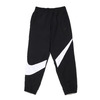 NIKE AS M NSW HBR PANT WVN STMT BLACK/WHITE/BLACK/BLACK AR9895-010画像