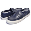 COLE HAAN ORIGINAL PINCH WKNDER LX PNNY NAVY HANDSSTAIN C27243画像