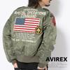 AVIREX L-2 USSOCOM 6192132画像