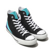 CONVERSE ALL STAR 100 SPORTS JKT HI BLACK 32962281画像