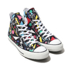 CONVERSE ALL STAR 100 GEOMETRIC HI BLACK 32962301画像
