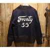 "FREEWHEELERS ATHLETIC SWEAT SHIRT SWEAT SHIRT ""Fronty #35"" 1834001画像"