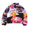 Supreme 18FW Casino Down Jacket BLACK画像