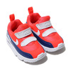 NIKE AIR MAX TINY 90 (TD) BRIGHT CRIMSON/WHITE-INDIGO FORCE-WHITE 881924-604画像