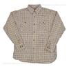 Cushman ガンクラブチェック ワークシャツ 25621画像