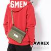 AVIREX FRENCH MILITARY REMAKE SACOCHE 6199043画像