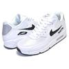 NIKE WMNS AIR MAX 90 white/black-reflect silver 325213-137画像