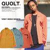 quolt VENT-MESH SHIRTS 901T-1278画像