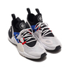 NIKE HUARACHE E.D.G.E. TXT BLACK/VAST GREY-GAME ROYAL AO1697-001画像