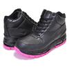 NIKE AIR MAX GOADOME(GS) black/black-hyper pink 311567-006画像