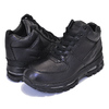 NIKE AIR MAX GOADOME(GS) black/black-metallic silver 311567-001画像