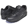 NIKE WMNS AIR MAX 90 black/black-blk 325213-057画像