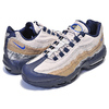 NIKE AIR MAX 95 newsprint/blue hero-string AT6152-001画像