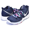 NIKE KYRIE 5 EP MULTI COLOR multi-color/metallic silver AO2919-900画像