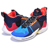 NIKE JORDAN WHY NOT ZERO.2 PF multi-color/total crimson-sail BV6352-900画像