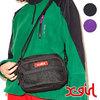 X-girl MESH POCKET SHOULDER 5184095画像