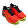 asics GEL-KAYANO 25 CHERRY TOMATO/SAFETY YELLOW 1011A019-801画像